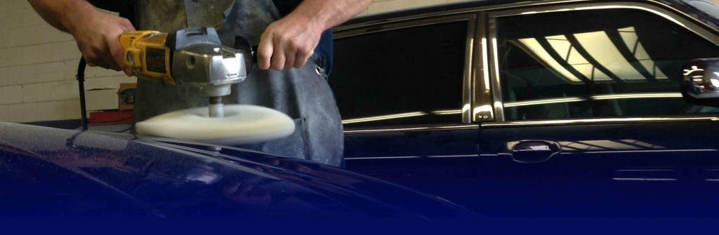 Automotive Detailing Banner Athans Auto Body
