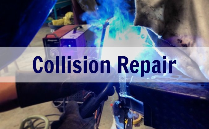 Collision Repair Athans Auto