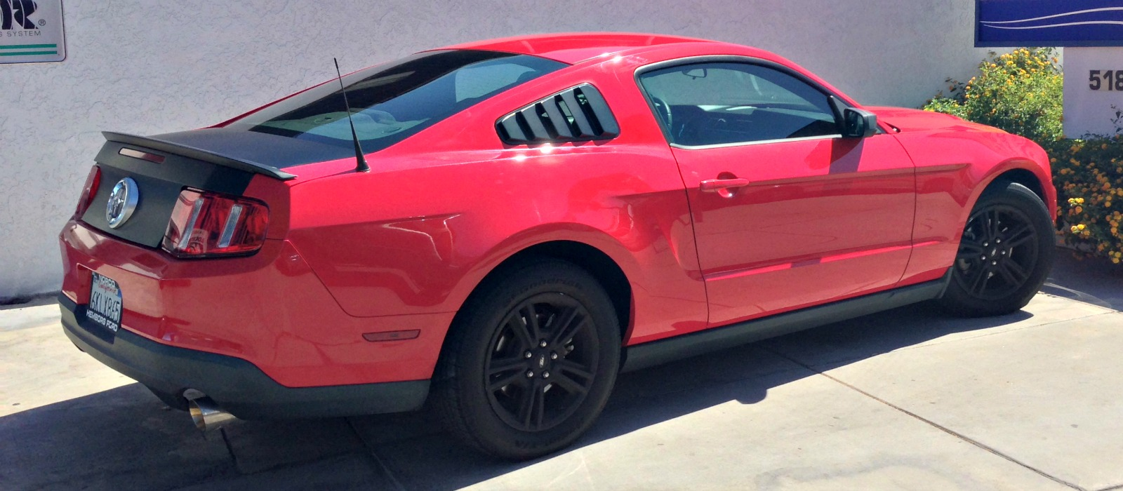 Mustang-Red-Athans-Auto