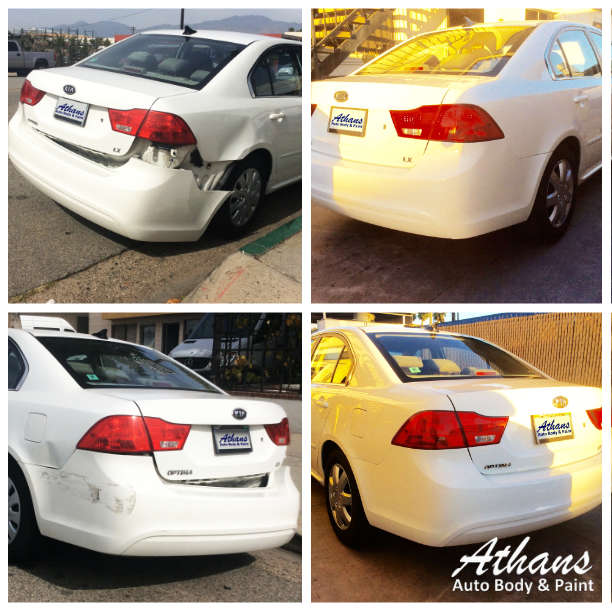 White-Kia-Before-and-After-auto-body