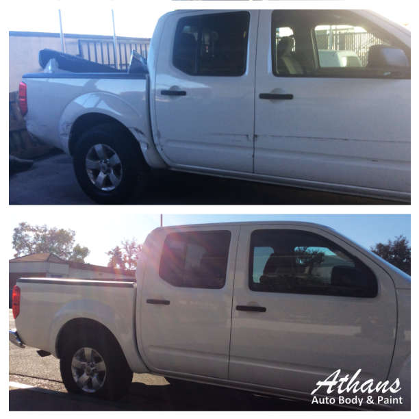 nissan-frontier-auto-body-collision-repair